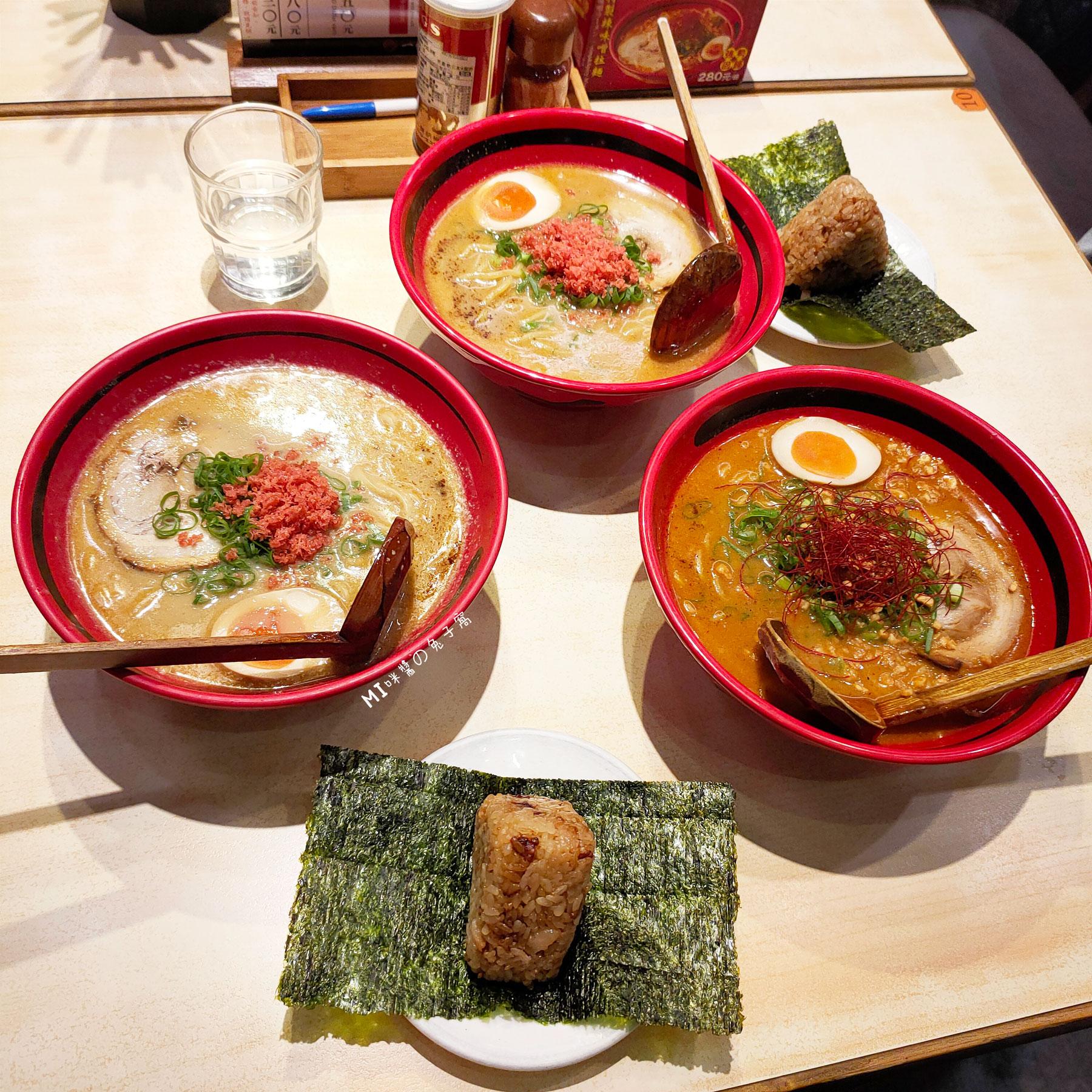 信義區美食。一幻拉麵  蝦味十足的北海道濃厚蝦拉麵