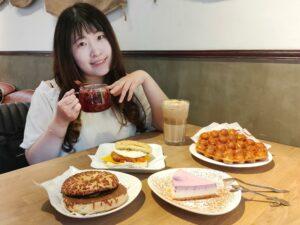 永和美食。J's Coffee 僦室  減點糖更健康  巷弄低調的美味